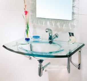 Glass And Copper Basins Glass Basins Glass Basin In